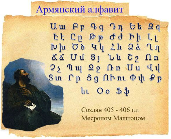 Как будет по армянски айсинкн